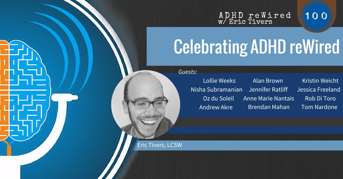 Celebrating ADHD reWired