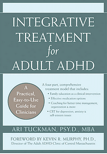 Integrative Treatment for Adult ADHD - on Amazon