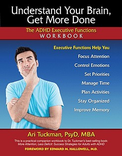 Understand Your Brain, Get More Done | ADHD Executive Function Workbook