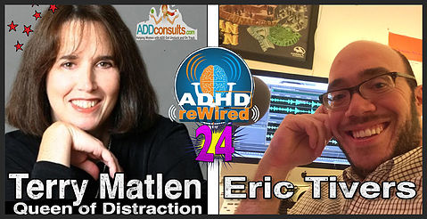 Queen of Distraction Terry Matlen