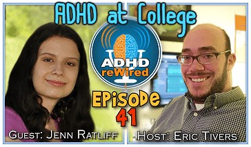 ADHD at College | ADHD reWired