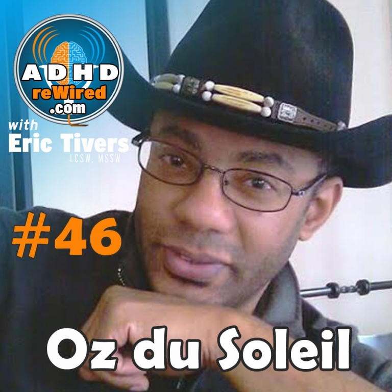 Oz du Soleil on Excel Mastery and ADHD Diagnosis