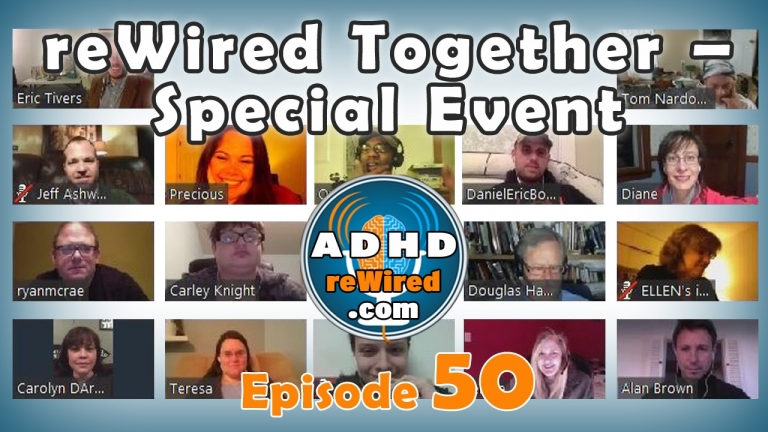 reWired Together | ADHD reWired Special Event