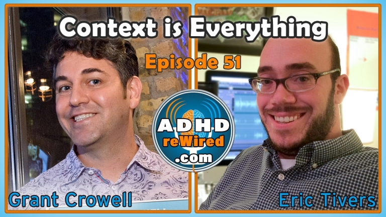 Grant Crowell on Media and Courtesy | ADHD reWired
