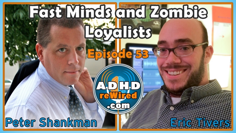 Peter Shankman: Fast Minds and Zombie Loyalists