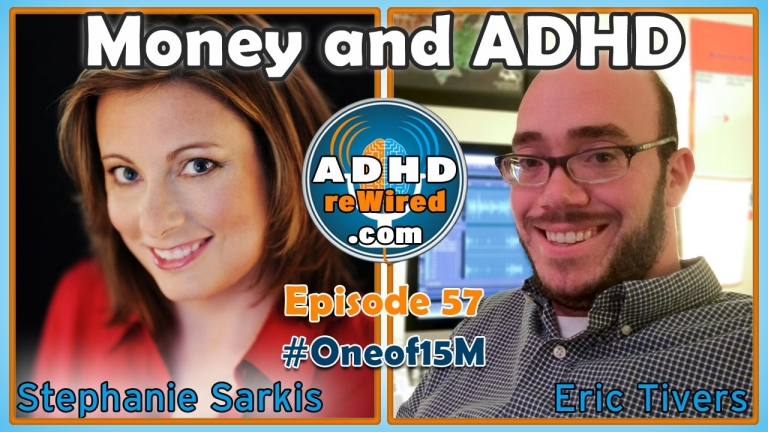 Stephanie Sarkis on Money and ADHD