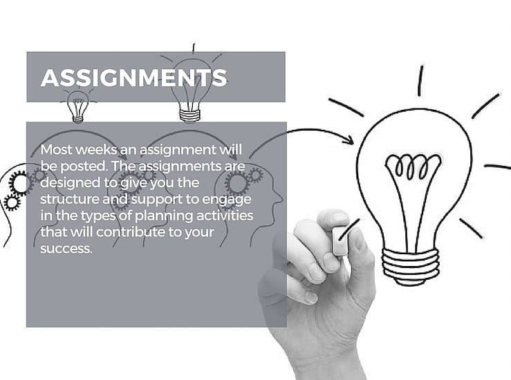 ADHD reWired Coaching - Assignments