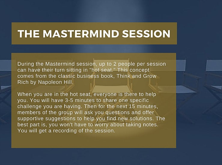 ADHD reWired - Mastermind Sessions
