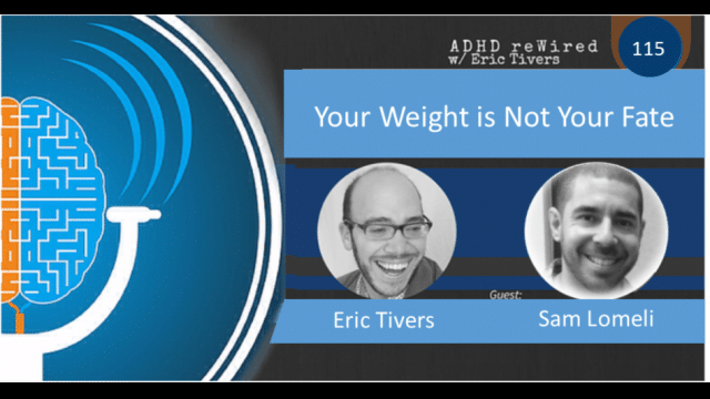 Your Weight is Not Your Fate with Sam Lomeli | ADHD reWired