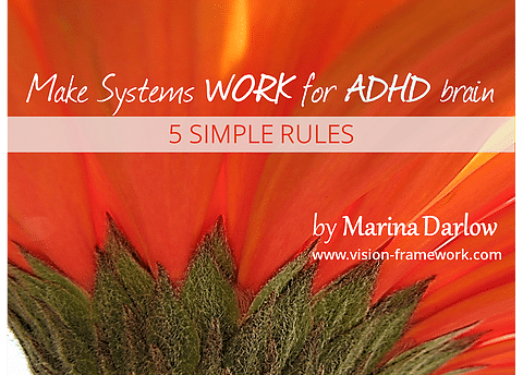 Marina Darlow - 5 Simple Rules | ADHD reWired