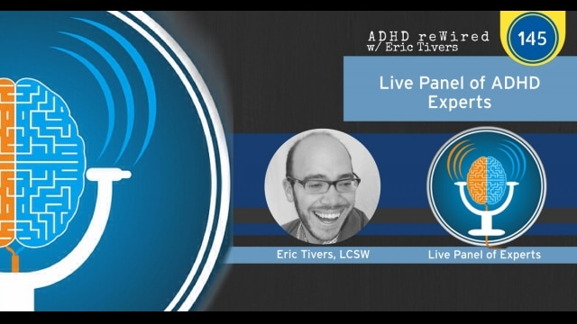 Live Panel of ADHD Experts | ADHD reWired