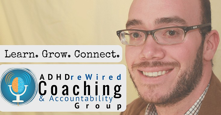 Amazing Awesomepants reWired Coaching Group Scholarship | ADHD reWired