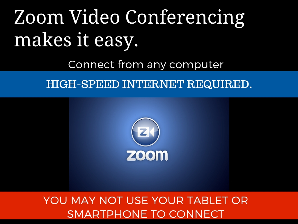 Zoom updated computer only