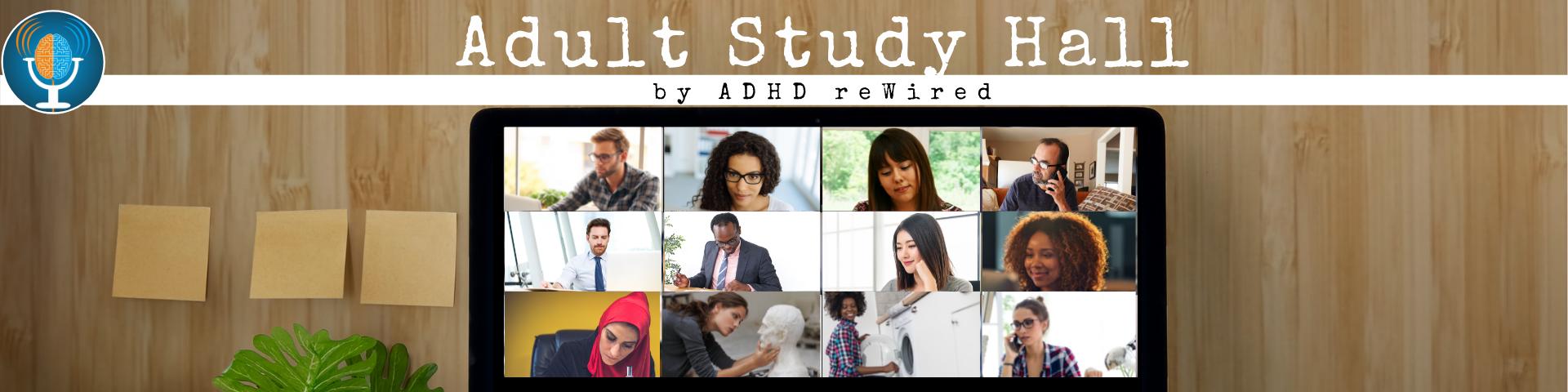 Adult Study Hall