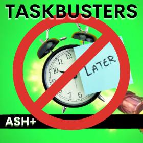 Adult Study Hall Task Busters